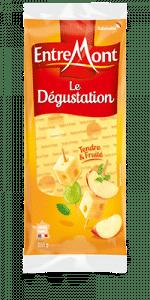 Le Dégustation, fromage créé en 1990 par Entremont