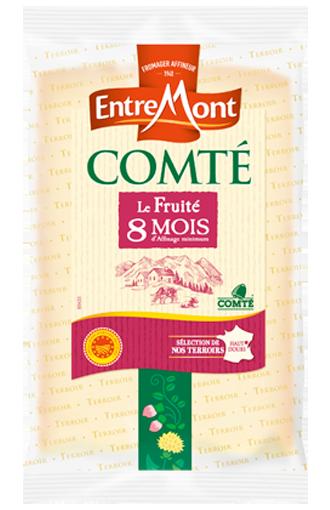Comté le Fruité Entremont.