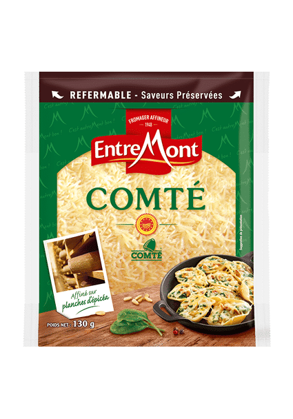 Fromage Comté râpé