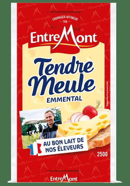 Emmental Tendre Meule Entremont.
