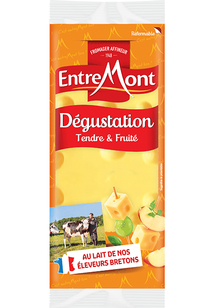 Fromage Le Dégustation Entremont.