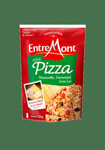 Fromage râpé spécial pizza