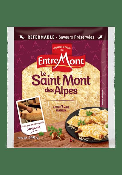 Saint Mont des Alpes râpé Entremont