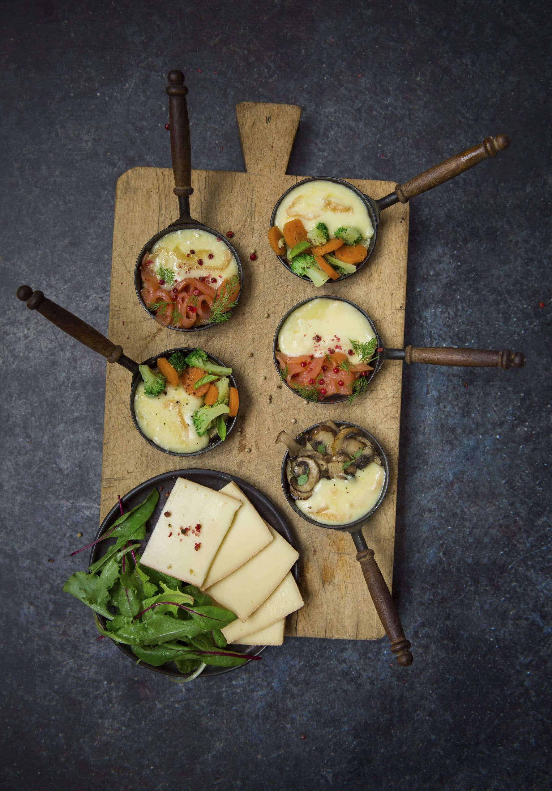 Raclette cheese recipe