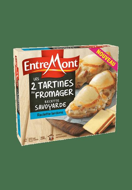 Tartines recette savoyarde Entremont