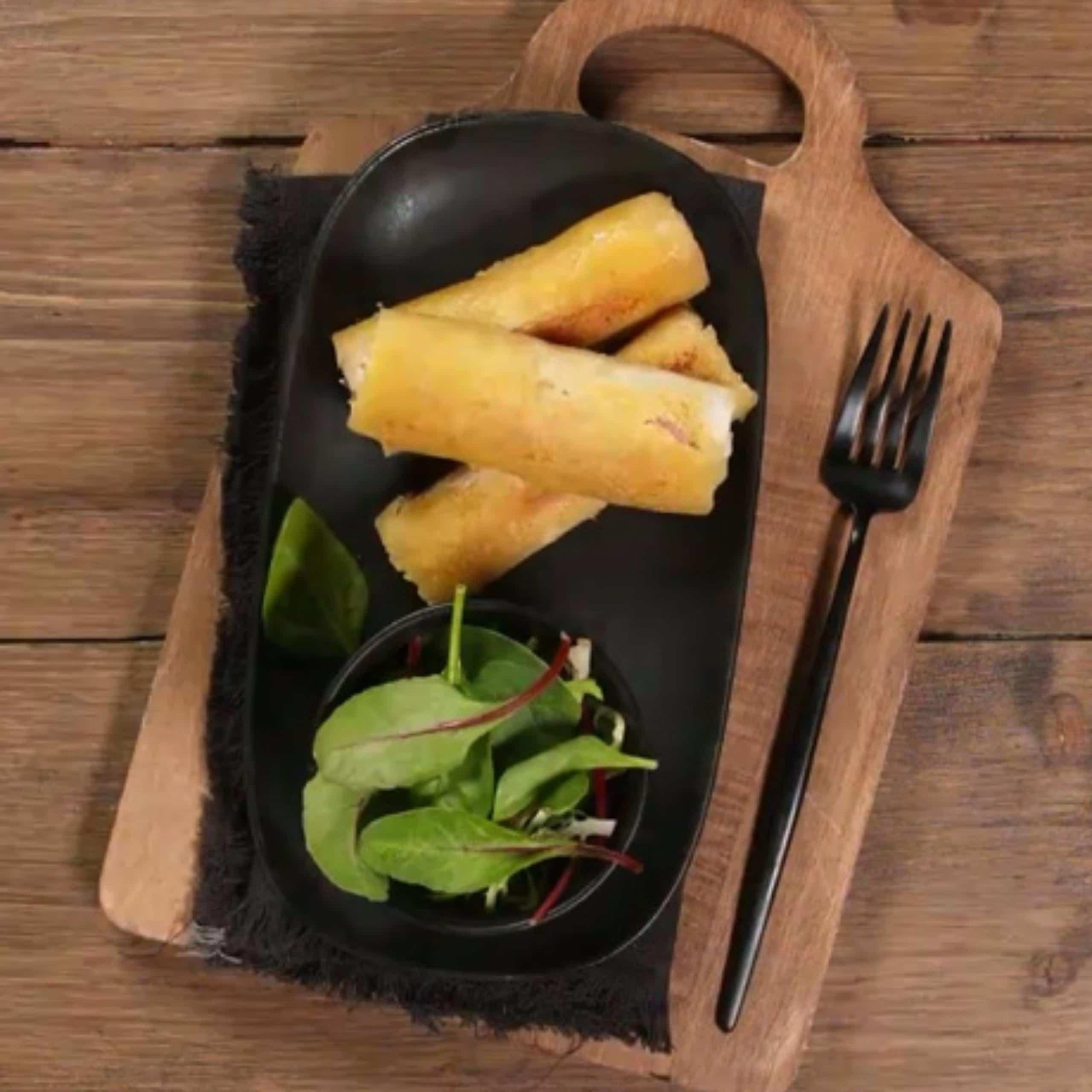 Visuel d'une recette au fromage Entremont.