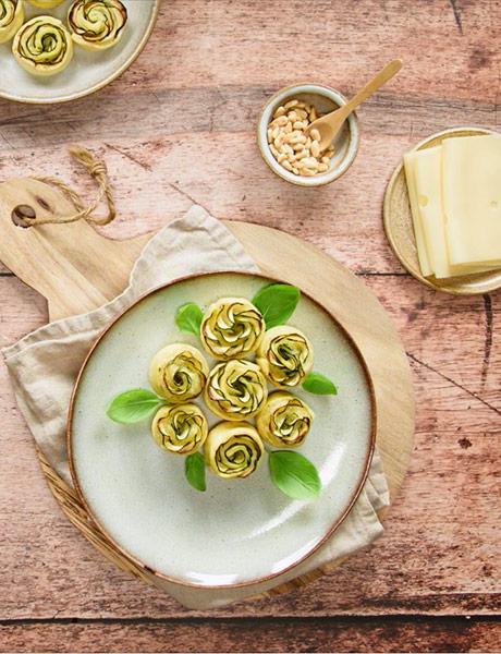 tranche de fromage recette
