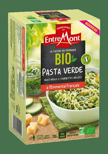 Pasta verde bio - Entremont