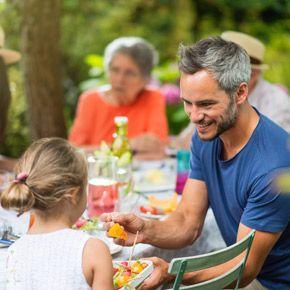 Repas de famille avec les recettes Entremont