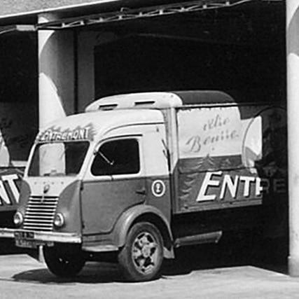 Découvrez l'histoire d'Entremont et l'essor d'un négoce d'Emmental en Haute-Savoie.
