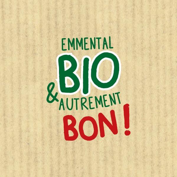 Emmental biologique Entremont