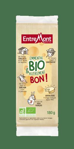 Emmental portion - Entremont Bio