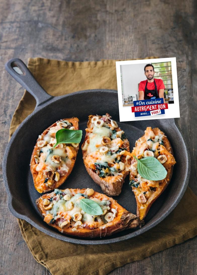 On Cuisine Autrement Bon 3 - la recette de Martin