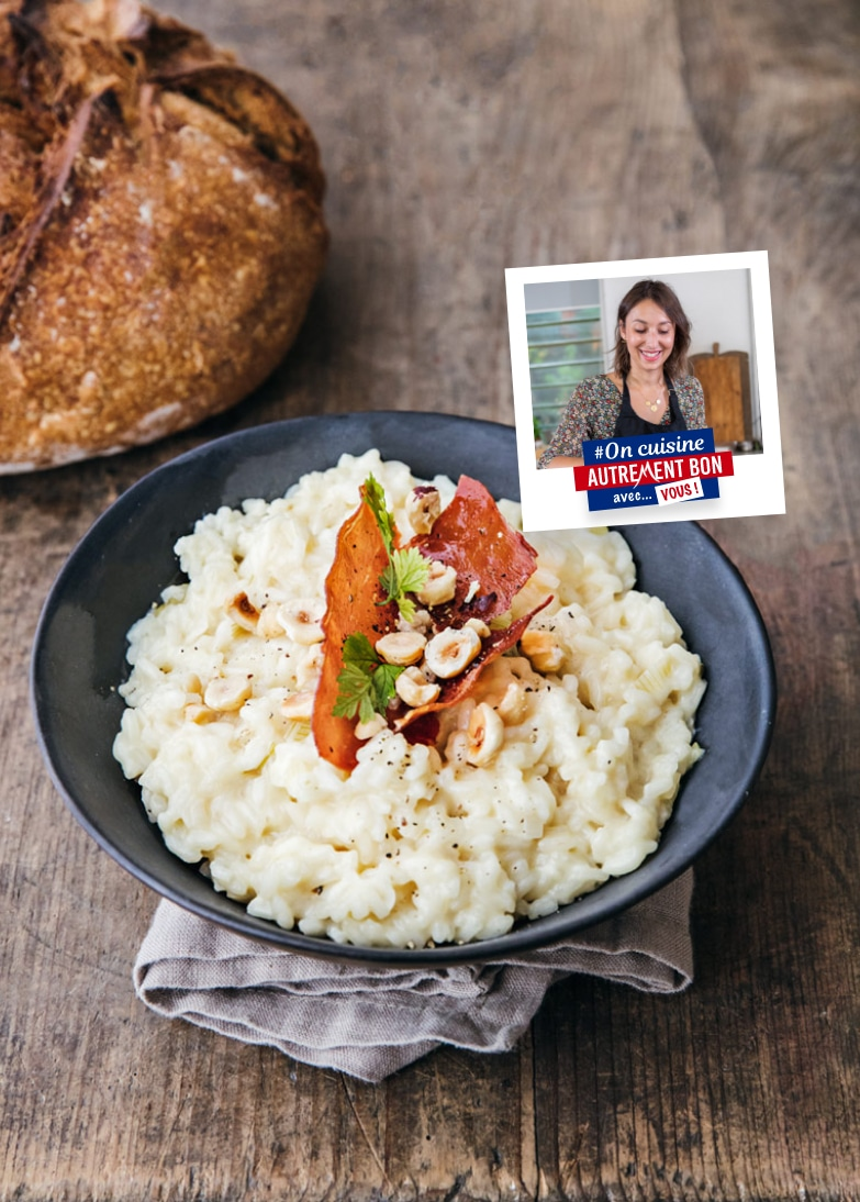 On cuisine autrement bon 3 - La recette de Mathilde