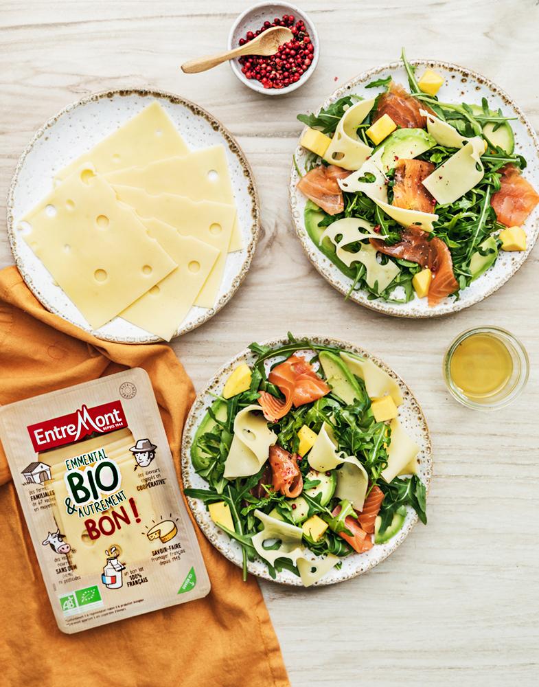 Salade composée Degustation